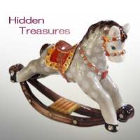 Rocking Horse(木馬)<br>Hidden Treasuresシリーズac