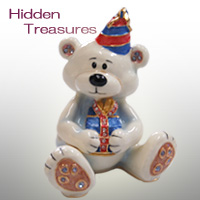 Happy Birthday Hidden Treasuresシリーズ